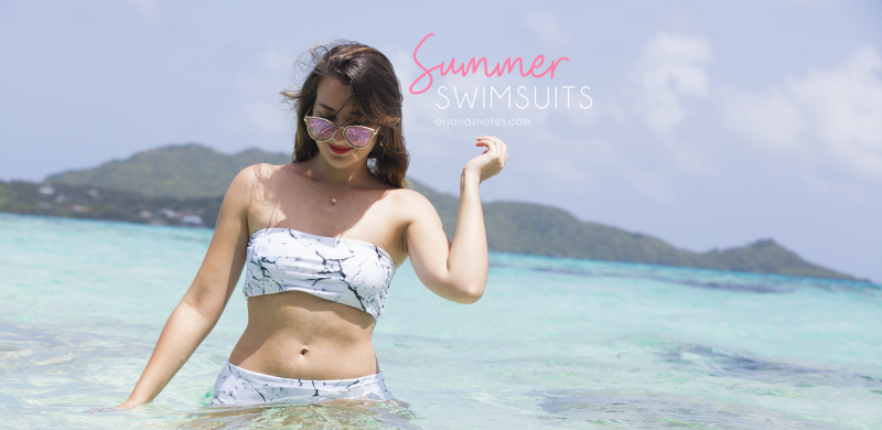 My Favorite Summer Swimsuits 2018
