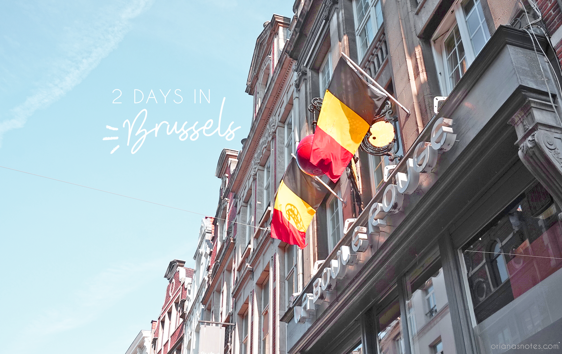 Two Days in Brussels